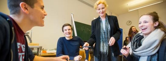 Lehrveranstaltung Kommunikation im Team © Universität Freiburg - Baschi Bender